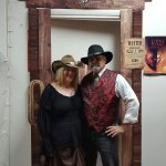 Mike & Betty  Wild West Party